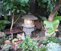 Fake Rocks For Gardens by Make A Japanese Garden Lantern Out Of Hypertufa 4 Steps With