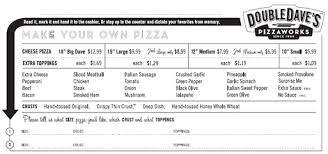 Double Daves Pizza Buffet Hours by Rewards Network Corporate Dining Doubledave U0027s Pizzaworks