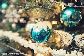 thrift store christmas tree u2013 my daily she