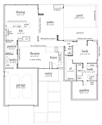 modern one story house plans house plan 67590 at familyhomeplans