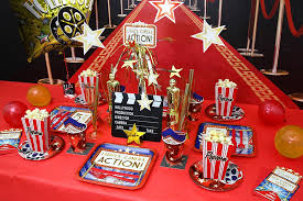 themed parties idea movie party ideas hollywood party theme party delights blog