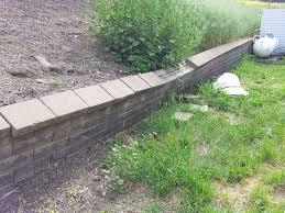 download retaining wall drain pipe garden design