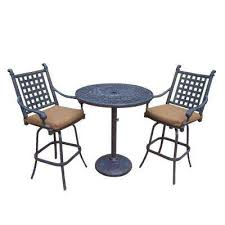 Patio Bar Furniture by Sunbrella Fabric Outdoor Bar Furniture Patio Furniture The
