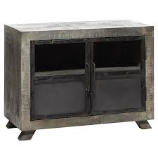 kitchen storage cabinets lowes grayson large wood kitchen cabinet with vintage style doors and distressed grey finish 37 x28