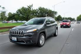 2014 jeep cherokee tires would we buy a 2014 jeep cherokee again news cars com