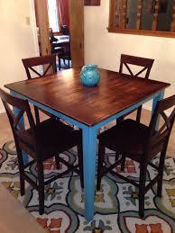 Zinc Top Bar Table Carlo Bar Table With Zinc Top Rustic Indoor Pub And Bistro Pub Bar