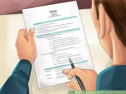 how to become a resume writer how to become a gender studies professor 15 steps with pictures