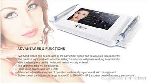professional permanent makeup high quality professional new 2017 touch screen semi permanent