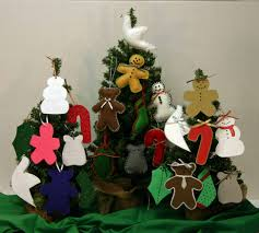 image collection how to make christmas tree ornaments at home