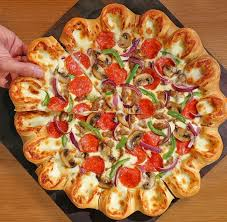 Pizza Hut Pizza Hut Is The Ultimate Cheese Crust Pizza With Cheese