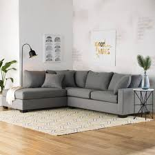 Gray Microfiber Sectional Sofa by Best 25 Sectional Sofas Ideas On Pinterest Big Couch Couch