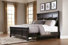 Greensburg Queen Panel Bed Ashley Furniture HomeStore - Ashley furniture homestore bedroom sets