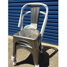 Tolix Armchair Replica Xavier Pauchard Tolix Chair