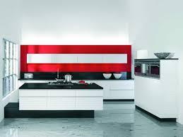 kitchen dazzling amazing red kitchen tile design ideas red black