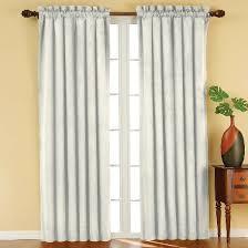 Eclipse Nursery Curtains Eclipse Suede Blackout Window Curtain Panel Target
