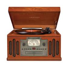 Rca Victrola Record Player Cabinet Changing The Needle Of An Antique Record Player U2014 Modern Home