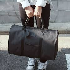 womens travel bags images Denim duffle bag womens travel bag for men wc 419 duffle bags jpg