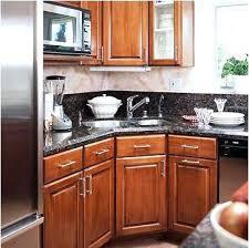 corner sink cabinet kitchen large size of outdoor kitchen cabinets