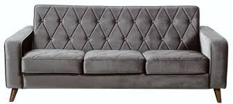 design ideas for grey velvet sofa 18886