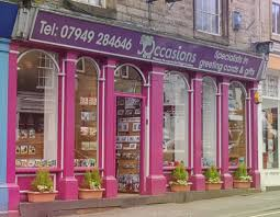 occasions cards and gifts holmfirth events