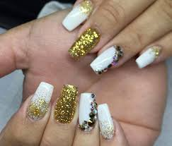 top 50 cute acrylic nail art designs with tutorials for 2017