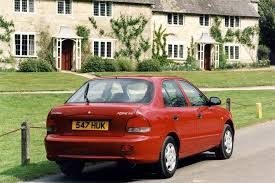 hyundai accent 2000 model hyundai accent 1994 2000 used car review car review rac drive