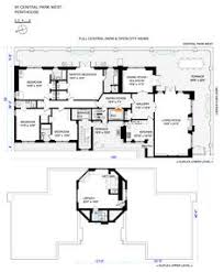 Ellis Park Floor Plan Floor Plan For An Apartment In The Dakota Apartment Building