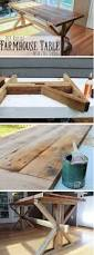 20 stunning diy farmhouse tables for rustic decor