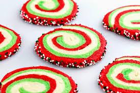 spiral christmas sugar cookies thestayathomechef com