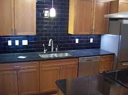 Ceramic Tile Kitchen Countertops by Black Gloss Kitchen Tiles Aralsa Com