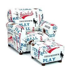 baseball chair and ottoman set baseball chair and ottoman set baseball chair gift mark baseball