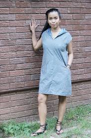 pattern a line shift dress leralynn dress blank slate patterns