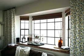 kitchen bay window treatment ideas bay window treatments ideas outside the bay bay window treatments