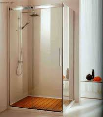 bathroom shower floor ideas bathroom frameless glass bathroom shower door with wooden shower