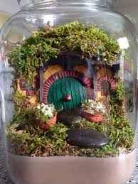 middle earth themed hobbit hole terrariums u2013 mordor the land of