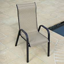 High Back Plastic Patio Chairs Furniture Resin Wicker Bistro Chairs Costco Stacking Outside