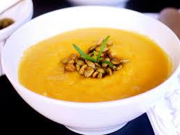 orange you glad it u0027s autumn butternut squash soup everveda