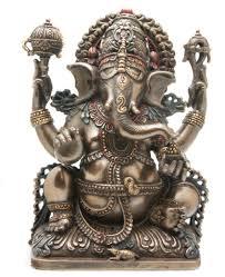 hindu god and goddess statues at mystic spirit metaphysical shoppe
