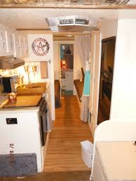 1979 holiday rambler renovation vintage glamping pinterest