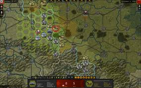 World War 2 Europe Map by Slitherine Strategic Command Wwii War In Europe