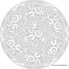 51 mandala coloring pages images coloring