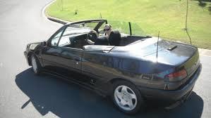 peugeot cabriolet 1995 peugeot 306 cabriolet gold coast