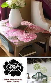 wallpaper or stencils unique diy home decor projects stencil