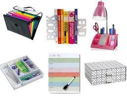Fun Desk Organizers by Dorm 101 Must Haves For Dorm Room Organization College Fashion