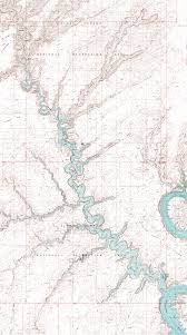Escalante Utah Map by Fred U0027s Guide To Lake Powell Escalante River