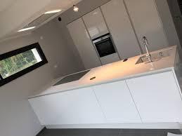 armony cuisines cuisine au mobilier blanc armony cuisines cuisines sur mesure