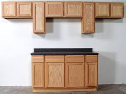 Unfinished Birch Kitchen Cabinets Fancy Unfinished Oak Kitchen Cabinets 80 On Home Decor Ideas With