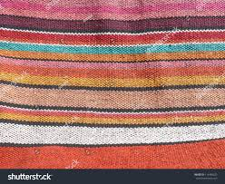 Stylerug by Colorful Mexican Peruvian Style Rug Surface Stock Photo 114489223
