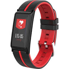 blood health bracelet images B5 organic led smart watch blood pressure heart rate health tools gif