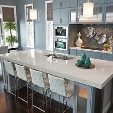 decorating white cambria torquay countertop with single sink for